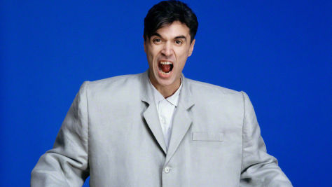Rock: A David Byrne Birthday Playlist