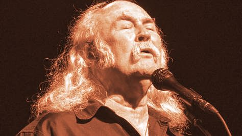 Folk & Bluegrass: A David Crosby Playlist
