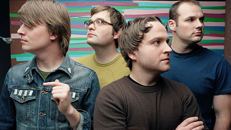 Indie: Death Cab for Cutie on Home Turf