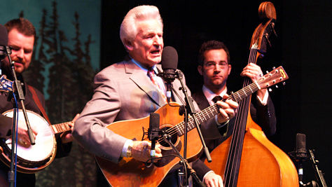 Folk & Bluegrass: Del McCoury Band at Tramps, 1998