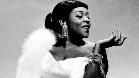 Jazz: Dinah Washington at Newport, '55