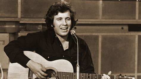 Folk & Bluegrass: Don McLean at the Bottom Line, 1977