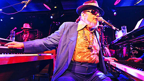 Newport Jazz: Dr. John In the Right Place