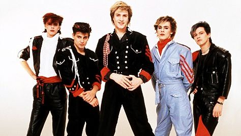 Rock: Duran Duran at Madison Square Garden, 1984