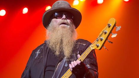 Rock: ZZ Top Boogies in Jersey, 1980