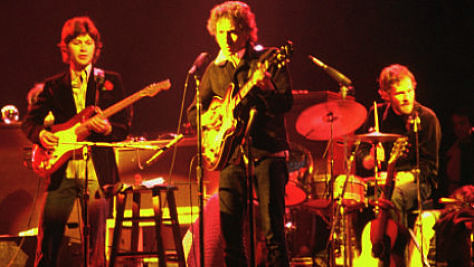 Featured: Bob Dylan Reunites with The Band