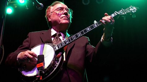 Folk & Bluegrass: Earl Scruggs at Amazingrace, 1972