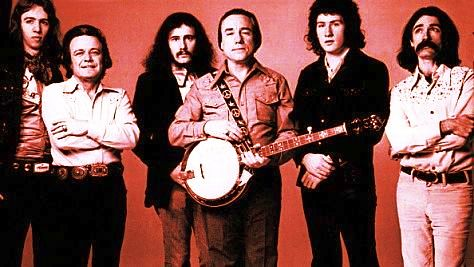 Folk & Bluegrass: Earl Scruggs Revue at Amazingrace