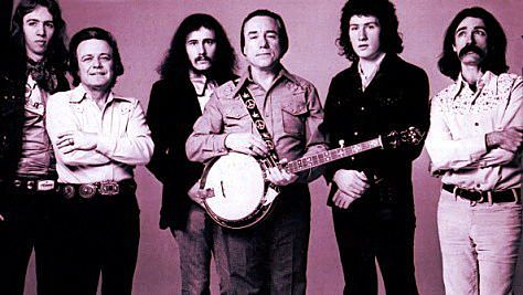 Folk & Bluegrass: Earl Scruggs Revue at Amazingrace, 1972