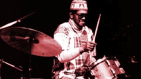 Jazz: Ed Blackwell Quartet in New Orleans, '77