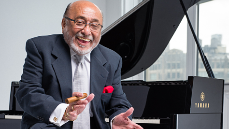 Jazz: Video: Eddie Palmieri at Newport, 2003