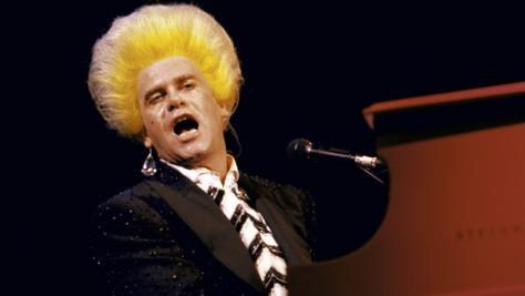 Rock: Elton John in the Windy City