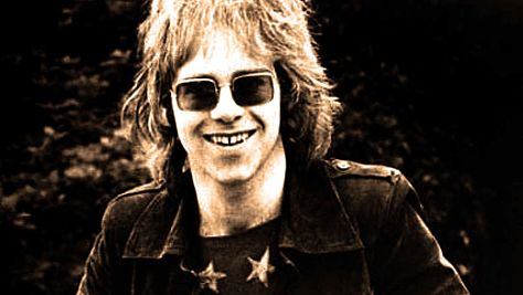 Rock: Elton John's First Stateside Tour