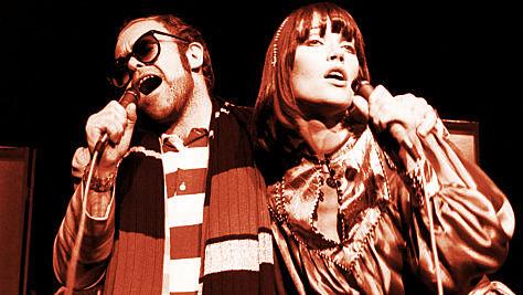 Rock: Kiki Welcomes Elton