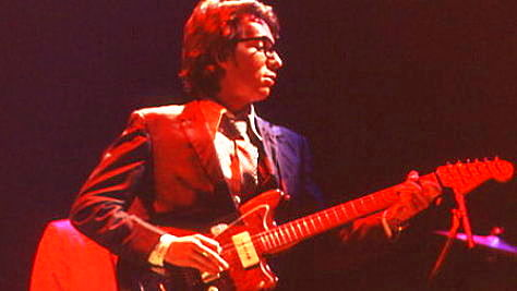 Rock: Elvis Costello at Winterland, 1978