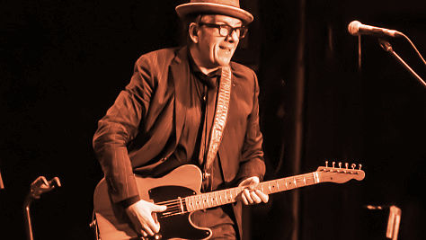 Starfleet: Elvis Costello  in Austin, 1983