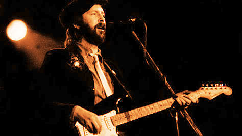 Rock: An Eric Clapton Birthday Playlist
