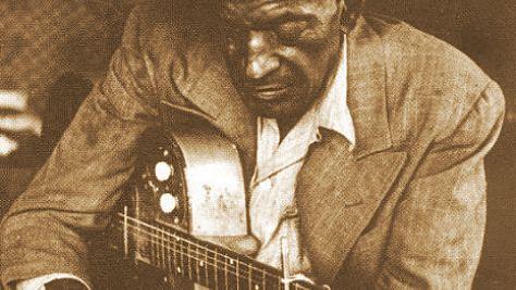 Blues: Sleepy John Estes at Avery Fisher Hall, '74