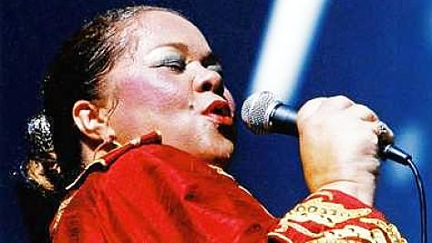 Blues: Etta James' Searing Soul