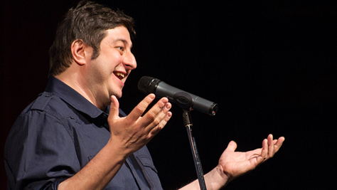 Daytrotter: Eugene Mirman Fought the Law