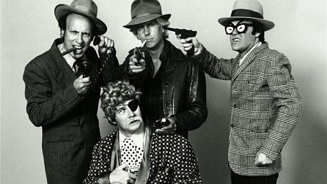 Comedy: Firesign Theatre's Surrealistic Humor