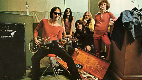 Rock: Flamin' Groovies Rock the Fillmore