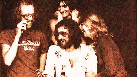 Rock: Fleetwood Mac at the Record Plant