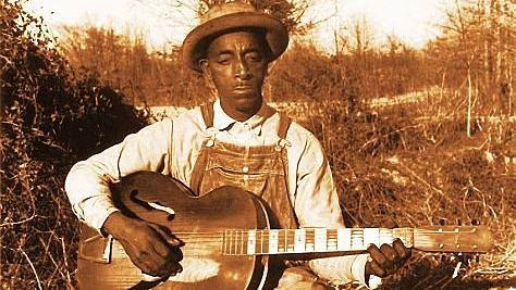 Newport Folk: Fred McDowell's Cornfield Blues