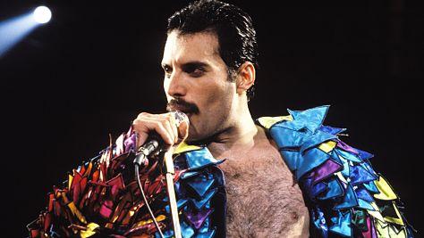 Rock: Freddie Mercury and Queen, 1977