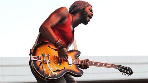 Blues: Gary Clark Jr.'s Nu Blues