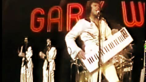 Rock: Gary Wright Weaves His Spell