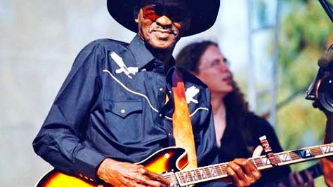 Blues: Gatemouth Brown Rides Again