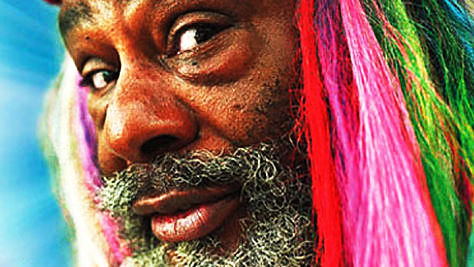 Rock: George Clinton Pilots P-Funk
