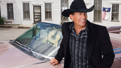 Country: George Strait in New York City