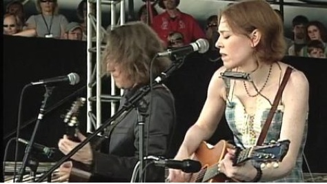 Folk & Bluegrass: Gillian Welch & Dave Rawlings