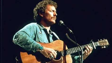 Folk & Bluegrass: Gordon Lightfoot at the Fillmore West