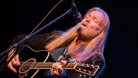 Rock: Gregg Allman at San Quentin