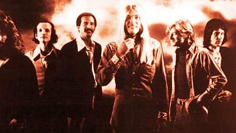 Rock: Gregg Allman Band in Austin, 1987