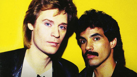 Rock: Hall & Oates' Blue-Eyed Soul