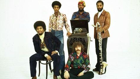 Jazz: The Headhunters (Sans Herbie Hancock)