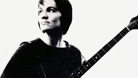 Folk & Bluegrass: The Real Hedy West