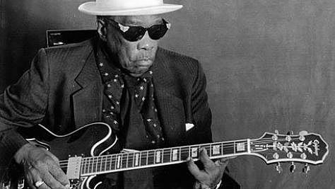 Blues: John Lee Hooker at Shoreline Amphitheatre
