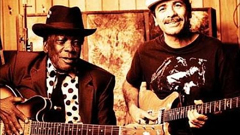 Blues: John Lee Hooker Meets Carlos Santana