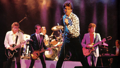 Rock: Huey Lewis & The News at the Superdome