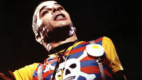 Rock: Ian Dury's Cockney Charm
