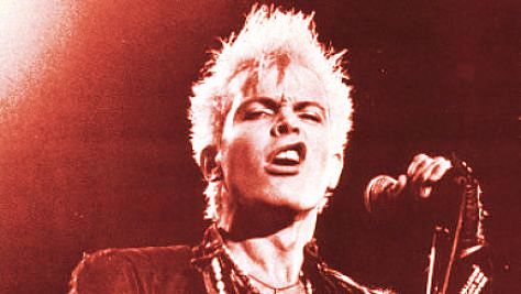 King Biscuit: Billy Idol at the Savoy, 1982