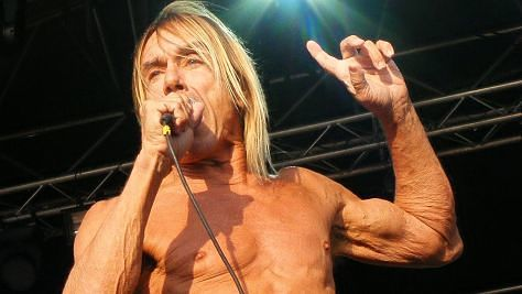 Rock: Iggy Pop's 'Instinct' Tour
