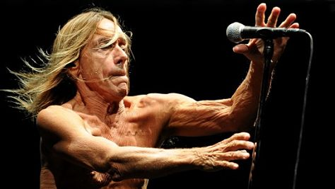 Rock: Iggy Pop's Raw 'Instinct'