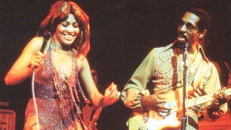 Rock: Ike & Tina Turner Rock Newport, 1971