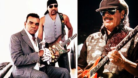 Rock: The Isley Brothers and Santana